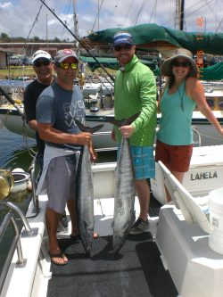 2016 / 2017 Kauai Sport Fishing Gallery, Lahela Sportfishing