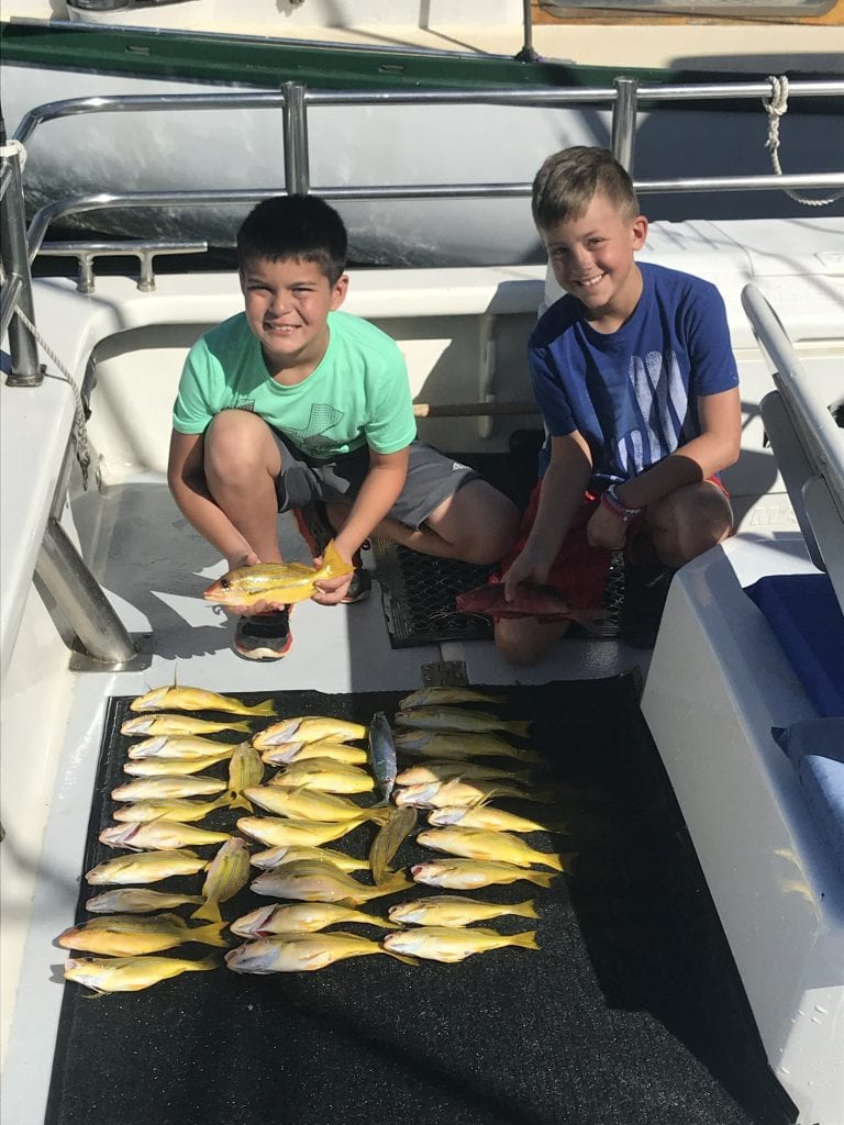 Kauai Bottom Fishing Charters