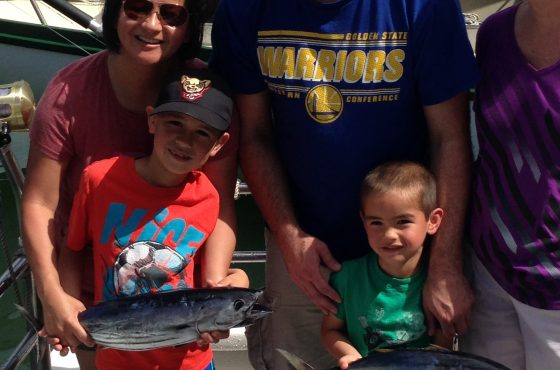 Kids friendly Fishing Trips Kauai, Hawaii